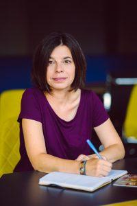 Иванка Могилска, копирайтър, консултант съдържание за уеб